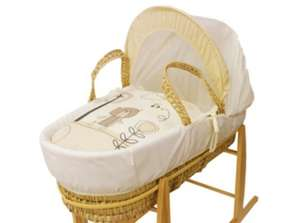 ** Tiny Ted Moses Basket just £13.50 @ ASDA George **