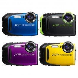 Fuji XP80 waterproof camera. Refurb. £94.09 delivered (with code ) @ fujishop