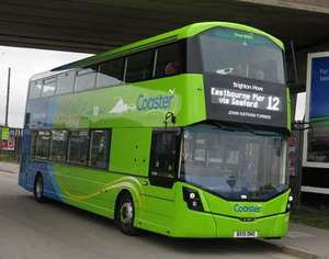 Brighton & Hove Buses £4.20 Discount Off Phone App Tickets