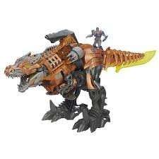 Stomp and Chomp Grimlock Transformer @ Argos - £29.99