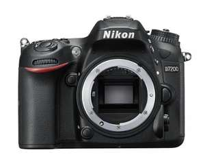 Nikon D7200 (body and FREE battery grip) £799 from DigitalDepot.co.uk