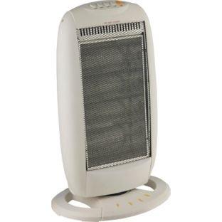 Challenge 1.6kW Halogen Heater. now £14.99 @ argos