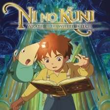 Ni No Kuni: Wrath of the White Witch on PS3 £4.00 @ PSN
