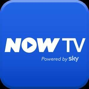4 Months Half-Price Now TV (Current customers only) £3.49 per month