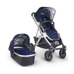 Uppababy Vista 2015 Travel System £699.99 (£643.99 w/ chasback) @ direct2mum
