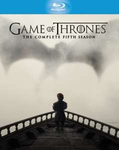 Game of thrones season 5 blu-ray £29.99 @ amazon.co.uk (pre-order)