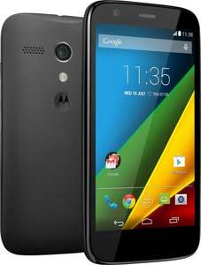 Sim Free Motorola Moto G 4G (XT1039) - Black Refurbished With a 12 Month Argos Warranty £79.99 @ Argos Ebay