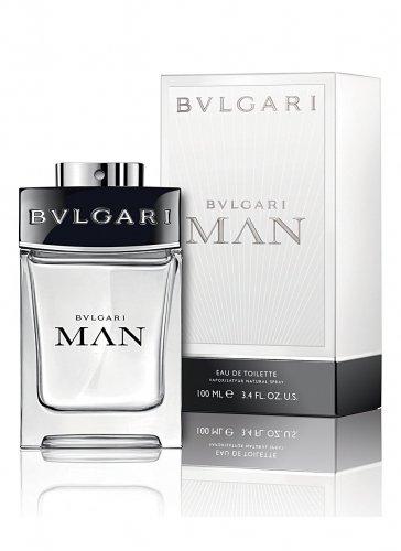 Bulgari Man Eau De Toilette Spray for Him 100ml  £26.99 @ Amazon
