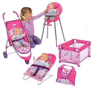 Graco Room Full Of Fun Playset was £69.99 now £29.99 Toys r us free c&c