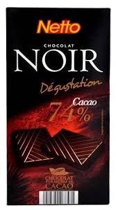 Netto Swiss chocolate 12p