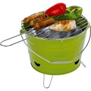 Portable Charcoal Bucket BBQ Was £14.99 Now £7.99 Argos