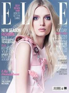 6 issues of Elle Magazine for £10 with Urban Decay gift