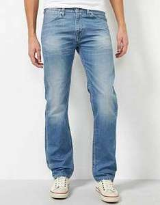 Levis 504 Jeans £24.21 with free shipping and another 8.4% from TCB makes this £22.17 @ Levi Shop UK