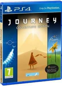 Journey PS4 - Collector's Edition @ Zavvi for £24.99 Delivered