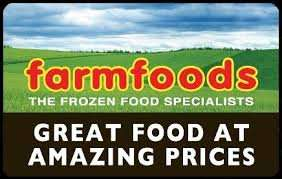 3.25kg of frozen chicken breasts for £10 Farmfoods