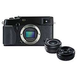 X-Pro1 with 18mm & 27mm Lens £629 Plus Triple Club Card Points @ Tesco