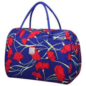 Tripp Large poppy holdall 77% off at Debenhams , reduced to £19.  Click and collect available