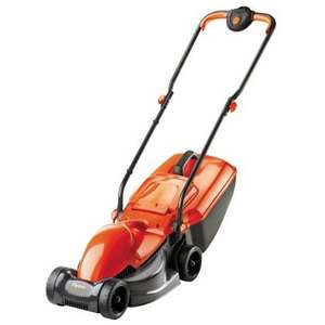 Flymo RE320 900W Lawn mower £39.99 @ Homebase