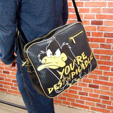 Daffy Duck/Danger Mouse sports bag £13.98 @ Menkind.co.uk