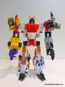 Transformers Combiner Wars toys, reduced, £11.99-£16.99 at Smyths. Build Superion for £65.00!