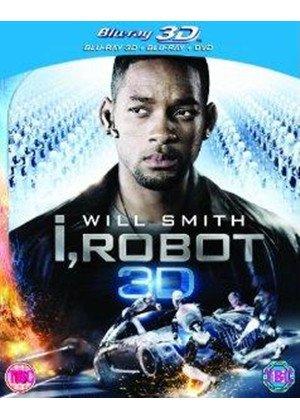I, Robot (Blu-ray 3D + Blu-ray + DVD) £5.49 @ base.com
