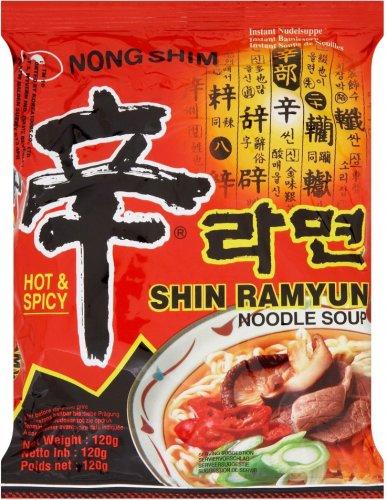 Nong Shim Shin Ramyun Noodles - 65p @ Morrisons