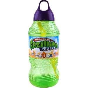 Gazillion 2l bubble mix Tesco Direct £5 click and collect