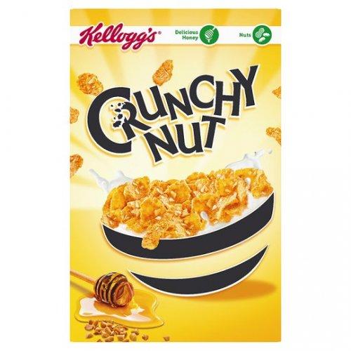 Kelloggs Crunchy Nut Cornflakes 750G £1.57 @ Tesco