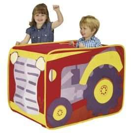 Transform-a-Tent 2-in-1 Pop-Up Tractor & Farm Play Tent  £10 Free CnC @ Tesco Direct