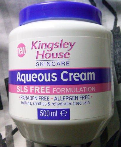 SLS & paraben free aqueous cream 500ml £1.00 @ Savers