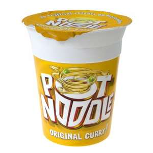 * Pot Noodle Various Flavours 90g NOW 2 for £1 @ Premier Stores *