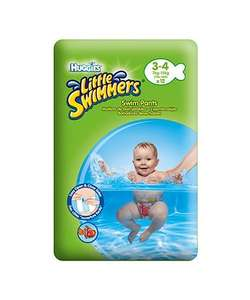 Huggies Little Swimmers - Size 2-3 (12 Pack) was £5.20 now £2.60 @ Tesco Direct Free CnC