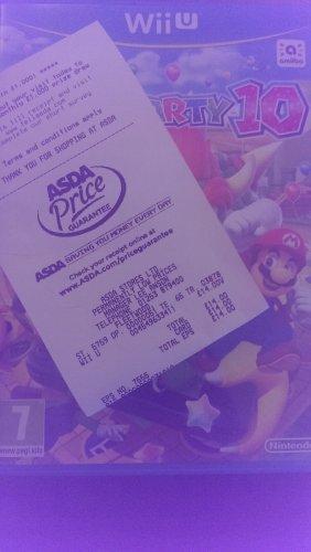 Mario Party 10 WIIU - £14.00 instore @ Asda (Fleetwood)
