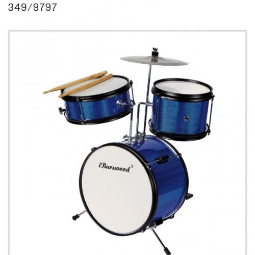 Chad Valley 4 piece Metal Drum Set 53% off £20.99 @ Argos