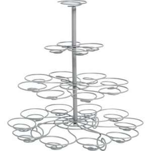 Heart of House 4 Tier Wire Cupcake Stand £4.99 at Argos