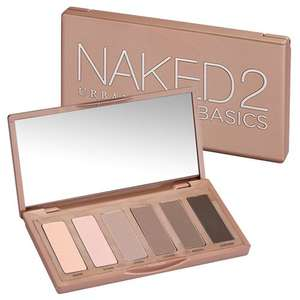 Urban Decay Naked Basics 2 Eyeshadow Palette (Matte), £16.10 Delivered @ Beauty Bay