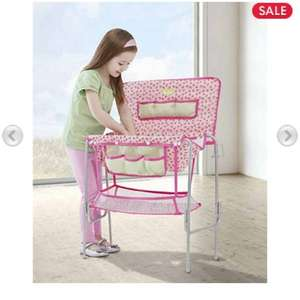 Silver cross dolls changing table £7.50 mothercare