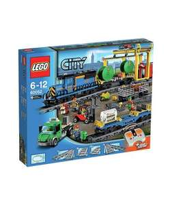 Lego City Cargo Train 60052 £84.99 @ Argos