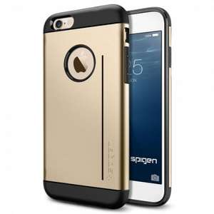 Up to 75% Off Spigen Cases for Samsung, iPhone & Nexus - Lots to choose from @ Spigen