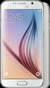 Samsung Galaxy S6 (Black/White Refurbished) SIM Free £369.99 @ The Smartphone Company