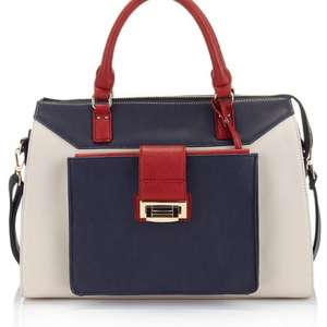 M&S COLLECTION - Clutch Pocket Tote Bag £18.99 Free CnC