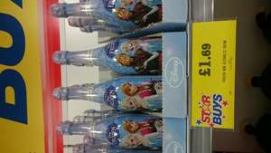 Disney  frozen non alcoholic  drink £1.69 @ home bargains