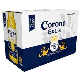 18x330ml Corona Extra £14 @ ASDA