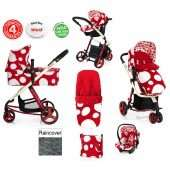 Cosatto Giggle 2 Travel System & Car Seat £329.95 (with code) @ Online4baby
