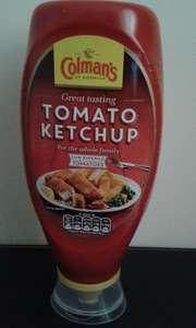 COLMANS TOMATO KETCHUP 800G £1 @ ICELAND IN-STORE