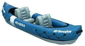 Sevylor Riviera 2 Person Kayak now £79.99 Delivered @ Amazon