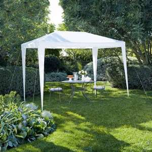 Blooma Suhali metal and plastic gazebo for £15.00 @ B&Q