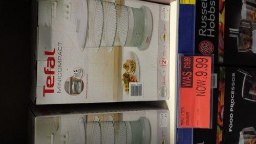 Tefal Compact Steamer £9.99 @ B&M Bargains