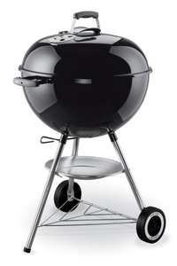 Weber One Touch 57cm BBQ £102.38 plus 5% cashback at Calor