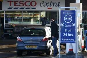 Tesco also drop the price of Diesel 1.12
